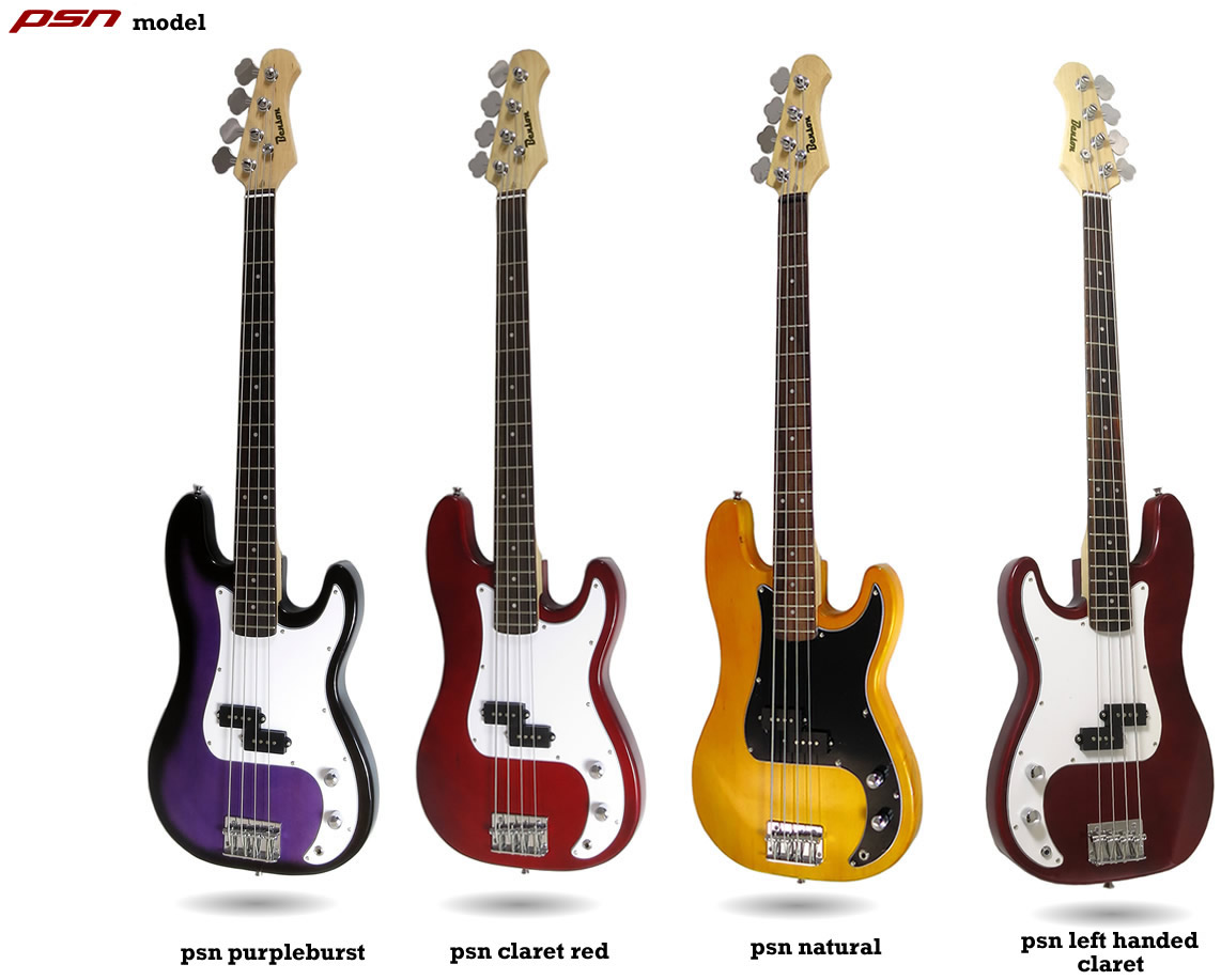 electric bass guitar and amp package brand new including amplifier tuner option ebay. Black Bedroom Furniture Sets. Home Design Ideas