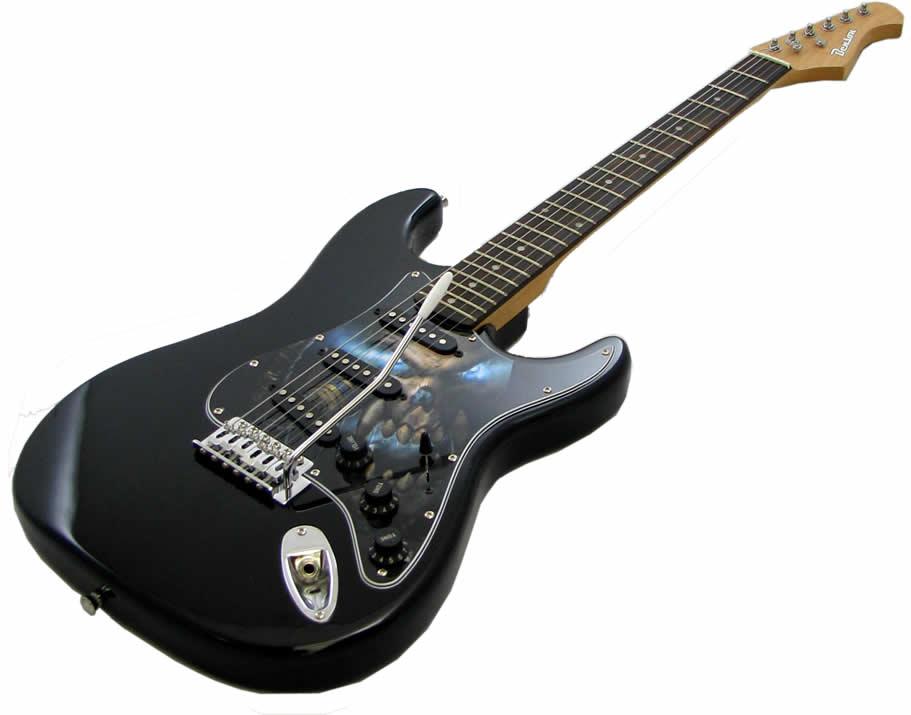 benson brand new electric guitar graffix strat type 1 no reserve stgfx 130 ebay. Black Bedroom Furniture Sets. Home Design Ideas